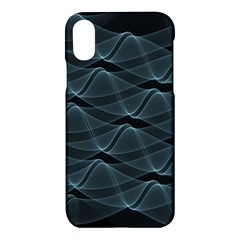 Desktop Pattern Vector Design Apple Iphone X Hardshell Case