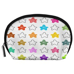 Stars Set Up Element Disjunct Image Accessory Pouches (large)