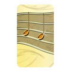 Music Staves Clef Background Image Memory Card Reader