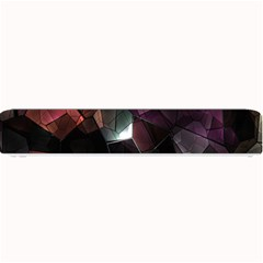 Crystals Background Design Luxury Small Bar Mats