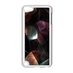 Crystals Background Design Luxury Apple Ipod Touch 5 Case (white)
