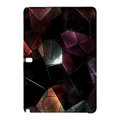 Crystals Background Design Luxury Samsung Galaxy Tab Pro 12 2 Hardshell Case