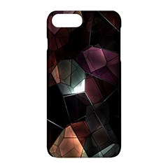 Crystals Background Design Luxury Apple Iphone 8 Plus Hardshell Case