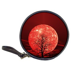 The Background Red Moon Wallpaper Classic 20 Cd Wallets