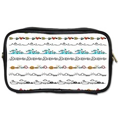 Decoration Element Style Pattern Toiletries Bags