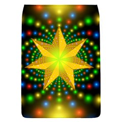 Christmas Star Fractal Symmetry Flap Covers (s)
