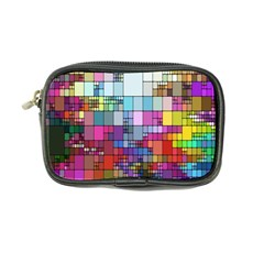Color Abstract Visualization Coin Purse