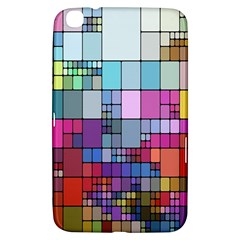 Color Abstract Visualization Samsung Galaxy Tab 3 (8 ) T3100 Hardshell Case