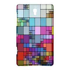 Color Abstract Visualization Samsung Galaxy Tab S (8 4 ) Hardshell Case