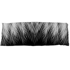 Feather Graphic Design Background Body Pillow Case Dakimakura (two Sides)