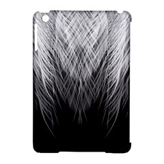 Feather Graphic Design Background Apple Ipad Mini Hardshell Case (compatible With Smart Cover)