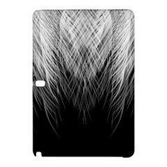 Feather Graphic Design Background Samsung Galaxy Tab Pro 12 2 Hardshell Case