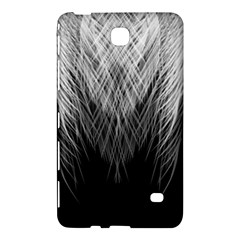 Feather Graphic Design Background Samsung Galaxy Tab 4 (7 ) Hardshell Case