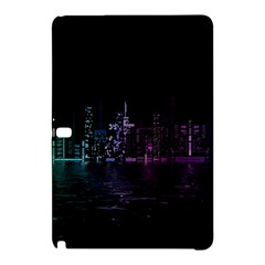 City Night Skyscrapers Samsung Galaxy Tab Pro 10 1 Hardshell Case