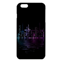 City Night Skyscrapers Iphone 6 Plus/6s Plus Tpu Case