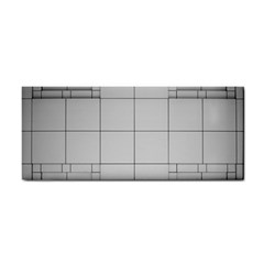 Abstract Architecture Contemporary Cosmetic Storage Cases