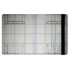 Abstract Architecture Contemporary Apple Ipad 2 Flip Case