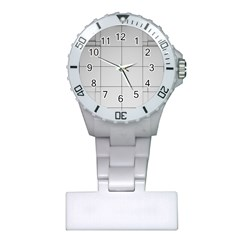 Abstract Architecture Contemporary Plastic Nurses Watch