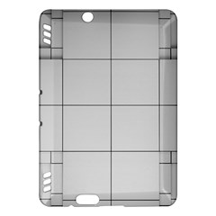 Abstract Architecture Contemporary Kindle Fire Hdx Hardshell Case
