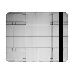 Abstract Architecture Contemporary Samsung Galaxy Tab Pro 8 4  Flip Case
