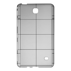 Abstract Architecture Contemporary Samsung Galaxy Tab 4 (7 ) Hardshell Case