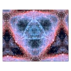 Sacred Geometry Mandelbrot Fractal Rectangular Jigsaw Puzzl
