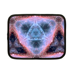 Sacred Geometry Mandelbrot Fractal Netbook Case (small)