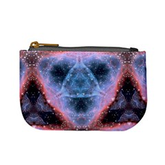 Sacred Geometry Mandelbrot Fractal Mini Coin Purses