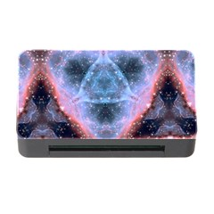 Sacred Geometry Mandelbrot Fractal Memory Card Reader With Cf