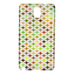 Background Multicolored Star Samsung Galaxy Note 3 N9005 Hardshell Case