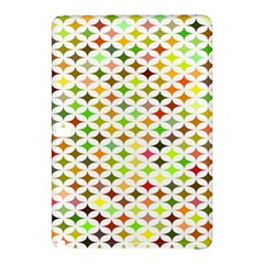 Background Multicolored Star Samsung Galaxy Tab Pro 12 2 Hardshell Case
