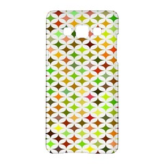 Background Multicolored Star Samsung Galaxy A5 Hardshell Case