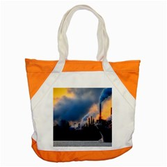 Warming Global Environment Nature Accent Tote Bag