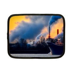 Warming Global Environment Nature Netbook Case (small)