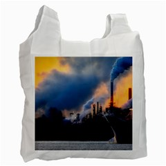 Warming Global Environment Nature Recycle Bag (one Side)