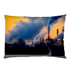 Warming Global Environment Nature Pillow Case (two Sides)