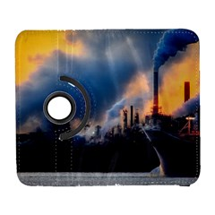 Warming Global Environment Nature Galaxy S3 (flip/folio)