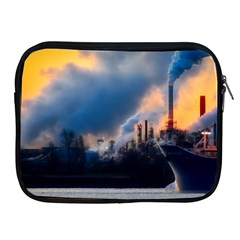 Warming Global Environment Nature Apple Ipad 2/3/4 Zipper Cases