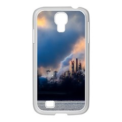 Warming Global Environment Nature Samsung Galaxy S4 I9500/ I9505 Case (white)