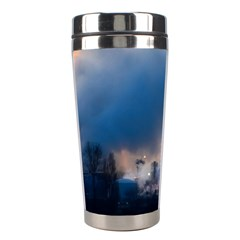 Warming Global Environment Nature Stainless Steel Travel Tumblers