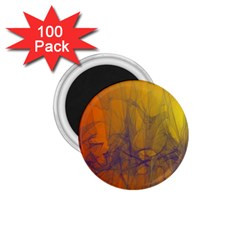 Fiesta Colorful Background 1 75  Magnets (100 Pack)