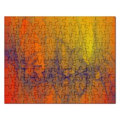 Fiesta Colorful Background Rectangular Jigsaw Puzzl
