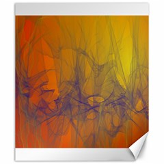 Fiesta Colorful Background Canvas 20  X 24