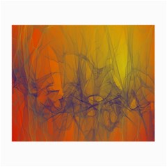 Fiesta Colorful Background Small Glasses Cloth (2 Side)