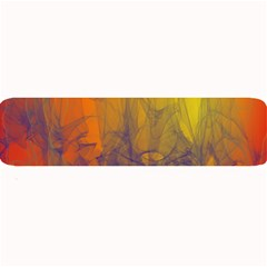Fiesta Colorful Background Large Bar Mats