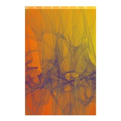 Fiesta Colorful Background Shower Curtain 48  X 72  (small)