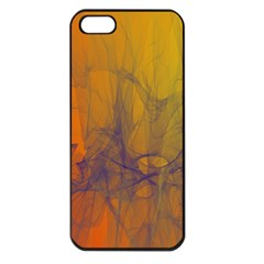Fiesta Colorful Background Apple Iphone 5 Seamless Case (black)