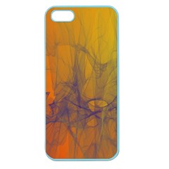 Fiesta Colorful Background Apple Seamless Iphone 5 Case (color)