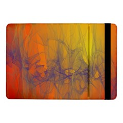 Fiesta Colorful Background Samsung Galaxy Tab Pro 10 1  Flip Case