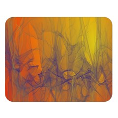 Fiesta Colorful Background Double Sided Flano Blanket (large)